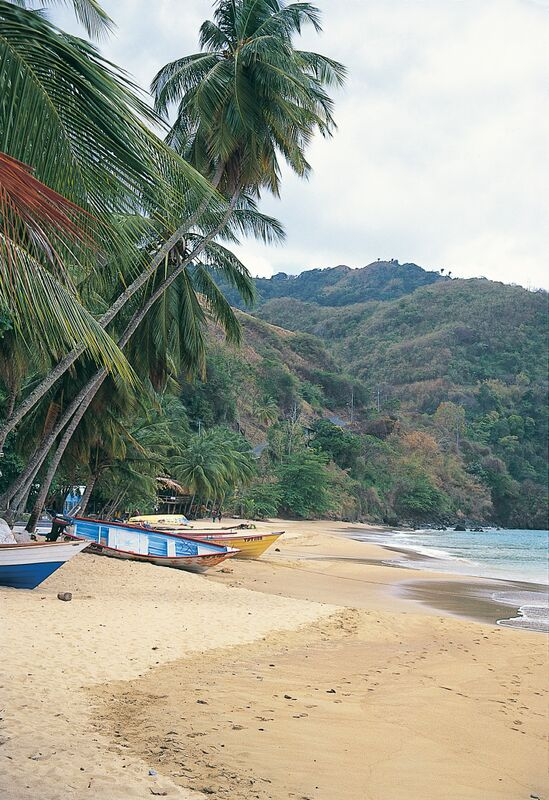 Tobago beach_1